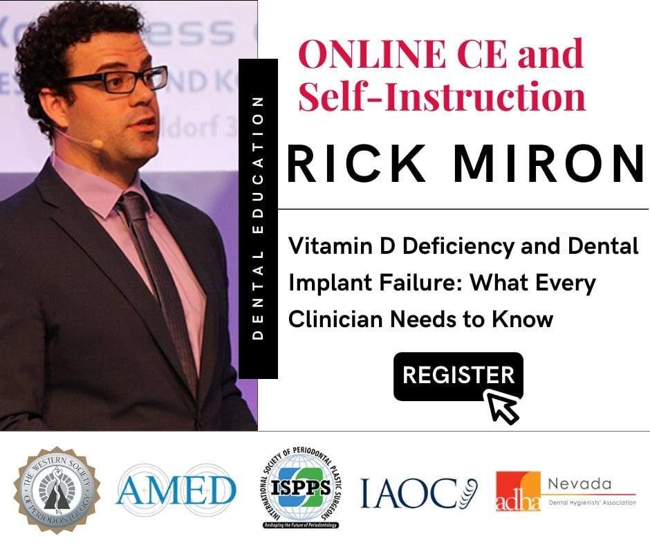ONLINE CE and Self-Instruction